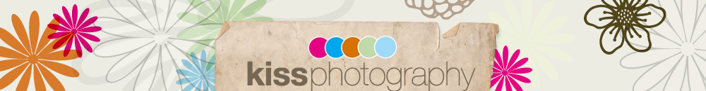 KISS Wedding Photography logo
